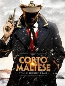 Corto Maltese - Poster / Capa / Cartaz - Oficial 1