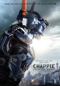 Chappie - Poster / Capa / Cartaz - Oficial 11