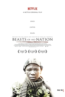 Beasts of No Nation - Poster / Capa / Cartaz - Oficial 1