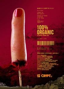 100% Organic - Poster / Capa / Cartaz - Oficial 1