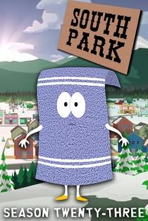 South Park (23ª Temporada) - Poster / Capa / Cartaz - Oficial 1
