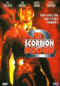 Red Scorpion 2 - Poster / Capa / Cartaz - Oficial 1