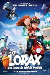 O Lorax - Em Busca da Trúfula Perdida - Poster / Capa / Cartaz - Oficial 7