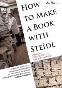 How to Make a Book with Steidl - Poster / Capa / Cartaz - Oficial 1