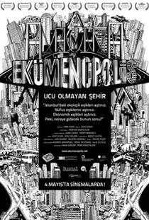 Ecumenópolis: A Cidade Sem Limites - Poster / Capa / Cartaz - Oficial 1