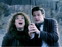 Doctor Who – Rain Gods - Poster / Capa / Cartaz - Oficial 2