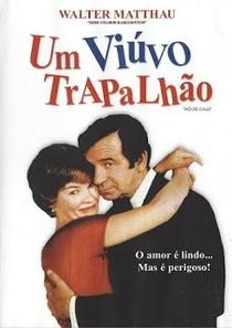 Um Viúvo Trapalhão - Poster / Capa / Cartaz - Oficial 2