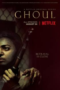 Ghoul - Trama Demoníaca - Poster / Capa / Cartaz - Oficial 2