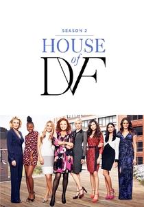 House of DVF (2ª Temporada) - Poster / Capa / Cartaz - Oficial 1