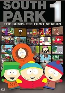 South Park (1ª Temporada) - Poster / Capa / Cartaz - Oficial 3