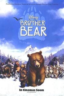 Irmão Urso - Poster / Capa / Cartaz - Oficial 1