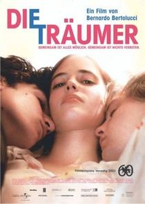 Os Sonhadores - Poster / Capa / Cartaz - Oficial 8