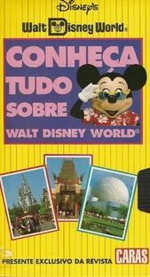 Conheça Tudo Sobre Walt Disney World - Poster / Capa / Cartaz - Oficial 1