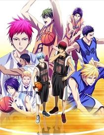 Kuroko no Basket III - Poster / Capa / Cartaz - Oficial 1