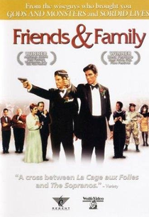 Friends and Family - Poster / Capa / Cartaz - Oficial 1