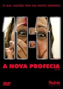11:11 - A Nova Profecia - Poster / Capa / Cartaz - Oficial 1