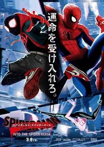 Homem-Aranha no Aranhaverso - Poster / Capa / Cartaz - Oficial 11