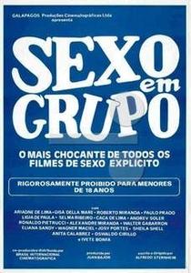 Sexo em Grupo - Poster / Capa / Cartaz - Oficial 1