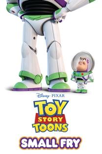 Curtas Toy Story: Um Pequeno Grande Erro - Poster / Capa / Cartaz - Oficial 1