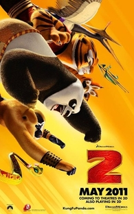 Kung Fu Panda 2 - Poster / Capa / Cartaz - Oficial 3