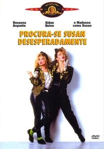 Procura-se Susan Desesperadamente - Poster / Capa / Cartaz - Oficial 3