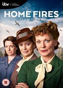 Home Fires (2ª temporada) - Poster / Capa / Cartaz - Oficial 1
