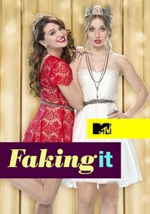 Faking It (1ª Temporada) - Poster / Capa / Cartaz - Oficial 2