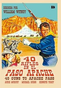 Os Rifles da Desforra - Poster / Capa / Cartaz - Oficial 3