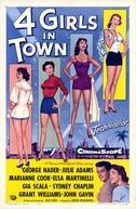 Quatro Garotas, Quatro Destinos (Four Girls in Town)