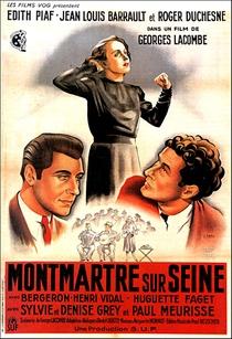 Montmartre sur Seine - Poster / Capa / Cartaz - Oficial 1