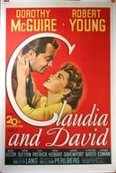 Cláudia e David  (Claudia and David)
