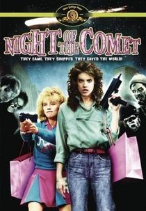 A Noite do Cometa - Poster / Capa / Cartaz - Oficial 2