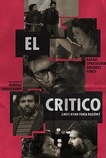 O Crítico - Poster / Capa / Cartaz - Oficial 1
