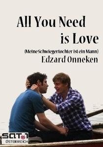 Tudo que Você Precisa é Amor - Poster / Capa / Cartaz - Oficial 1