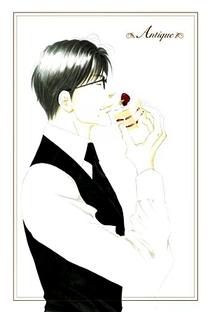 Seiyou Kottou Yougashiten: Antique - Poster / Capa / Cartaz - Oficial 7