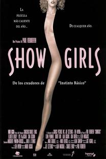 Showgirls - Poster / Capa / Cartaz - Oficial 3