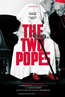Dois Papas - Poster / Capa / Cartaz - Oficial 3