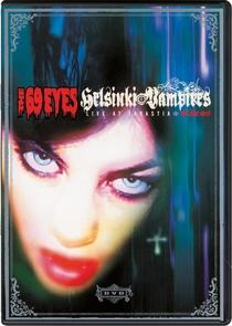 The 69 Eyes - Helsinki Vampires: Live at Tavastia - Poster / Capa / Cartaz - Oficial 2