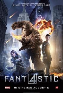 Quarteto Fantástico - Poster / Capa / Cartaz - Oficial 3