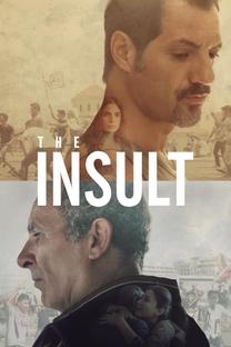 O Insulto - Poster / Capa / Cartaz - Oficial 1