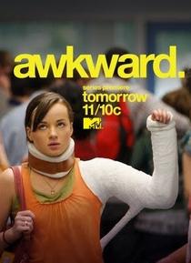 Awkward. (1ª Temporada) - Poster / Capa / Cartaz - Oficial 2