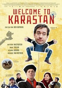 Perdido em Karastan - Poster / Capa / Cartaz - Oficial 1