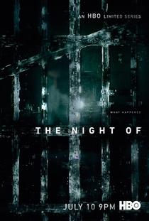 The Night Of (1ª Temporada) - Poster / Capa / Cartaz - Oficial 1