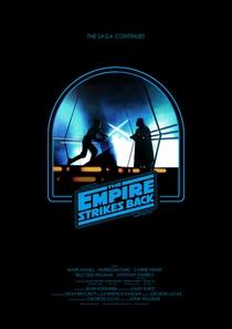 Star Wars: Episódio V - O Império Contra-Ataca - Poster / Capa / Cartaz - Oficial 9