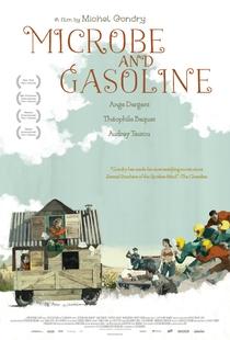 Micróbio & Gasolina - Poster / Capa / Cartaz - Oficial 1