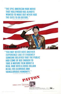Patton, Rebelde ou Herói? - Poster / Capa / Cartaz - Oficial 4