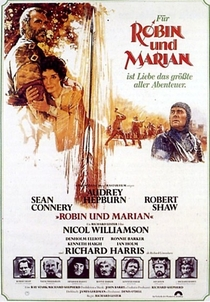 Robin e Marian - Poster / Capa / Cartaz - Oficial 4