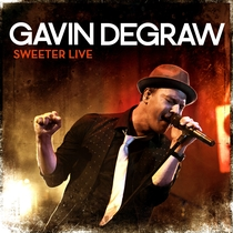 Gavin DeGraw - Sweeter Live - Poster / Capa / Cartaz - Oficial 1