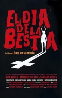 O Dia da Besta - Poster / Capa / Cartaz - Oficial 1