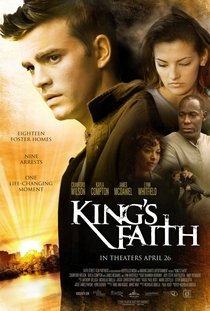King's Faith - Poster / Capa / Cartaz - Oficial 1